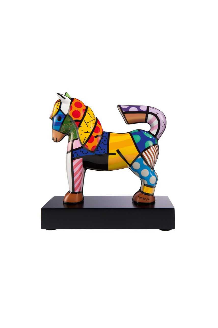 Britto Pop Art Dancer Figurine - Small