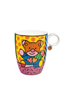 Britto Pop Art Truly Yours Mug 1