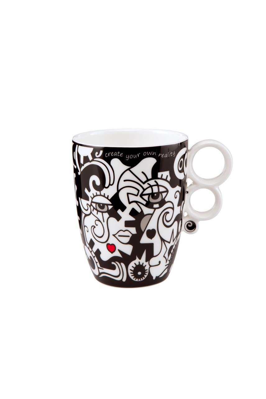 Billy The Artist Two In One Mug - 400mL