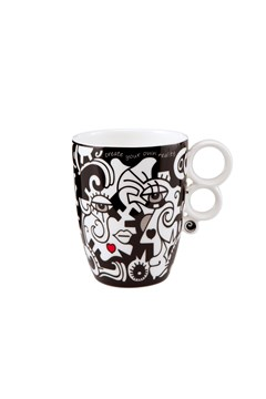Billy The Artist Two In One Mug - 400mL -