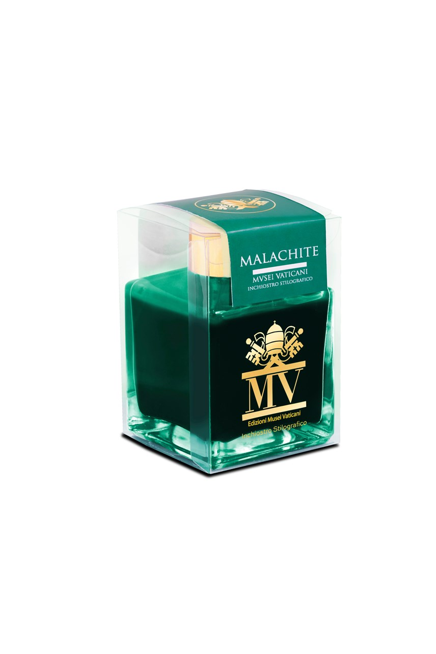 Vatican Ink 150ml - Gold Green