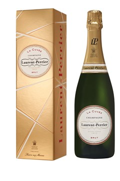Laurent-Perrier La Cuvée In Gold Gift Box 1