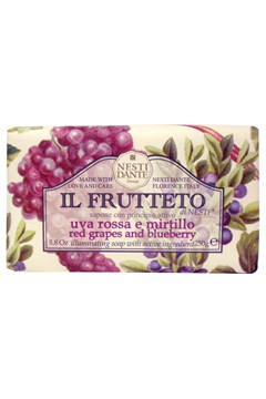 Frutteto Soap - Red Grapes & Blueberry 1
