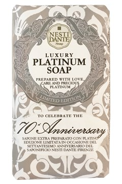 Luxury Platinum Soap 1