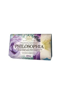Philosophia Soap - Regenerating Detox 1