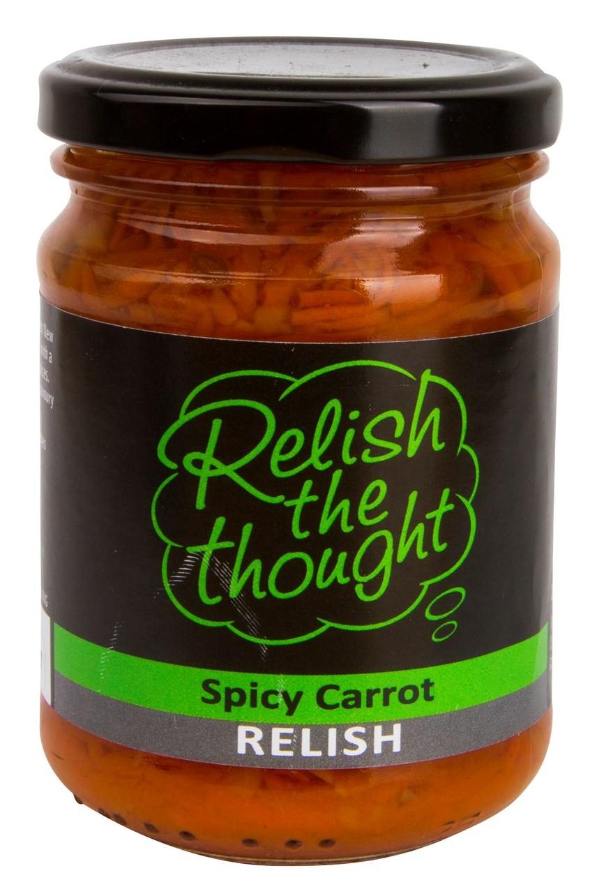 Spicy Carrot Relish