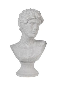 Ceramic Male Bust - Large 1