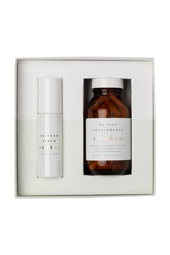 Re.Form Serum and Re.Vive Supplement Set -