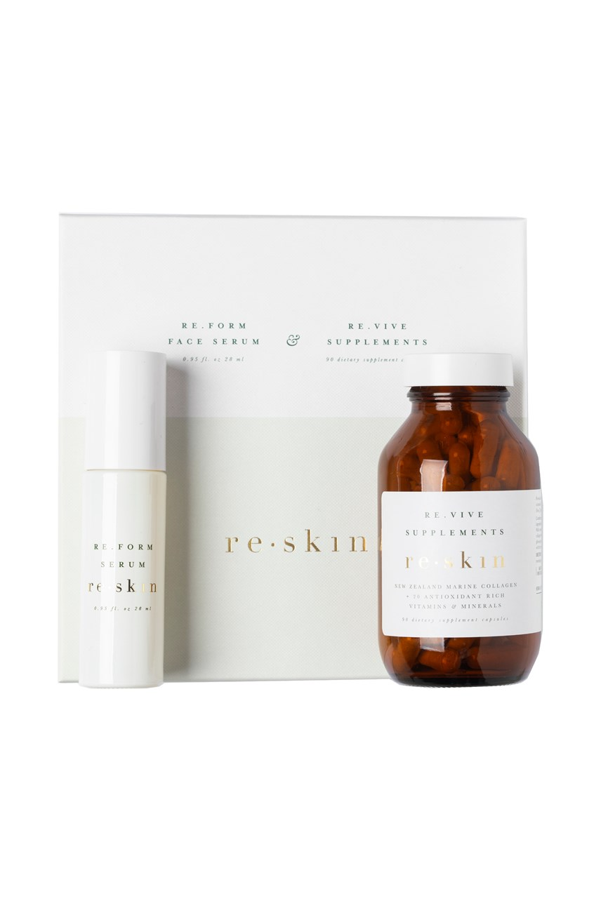 Re.Form Serum and Re.Vive Supplement Set