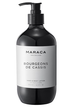 Bourgeons De Cassis Hand & Body Lotion - 500mL 1