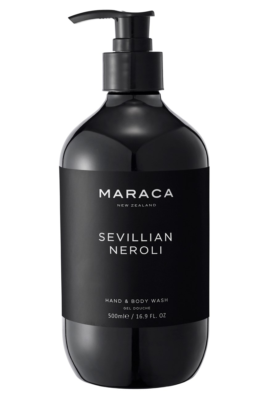 Sevillian Neroli Hand & Body Wash - 500mL