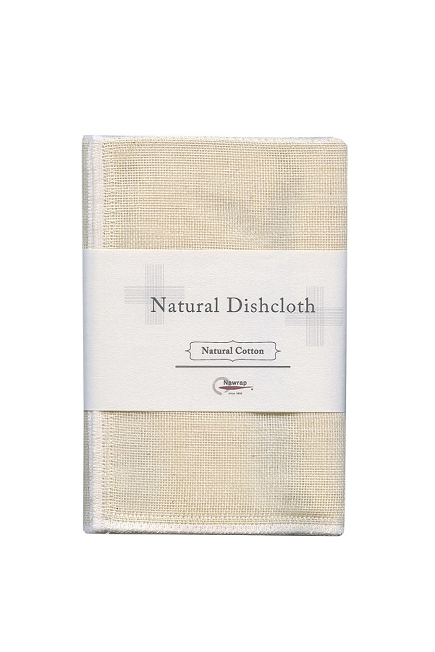 Natural Cotton Dish Cloth