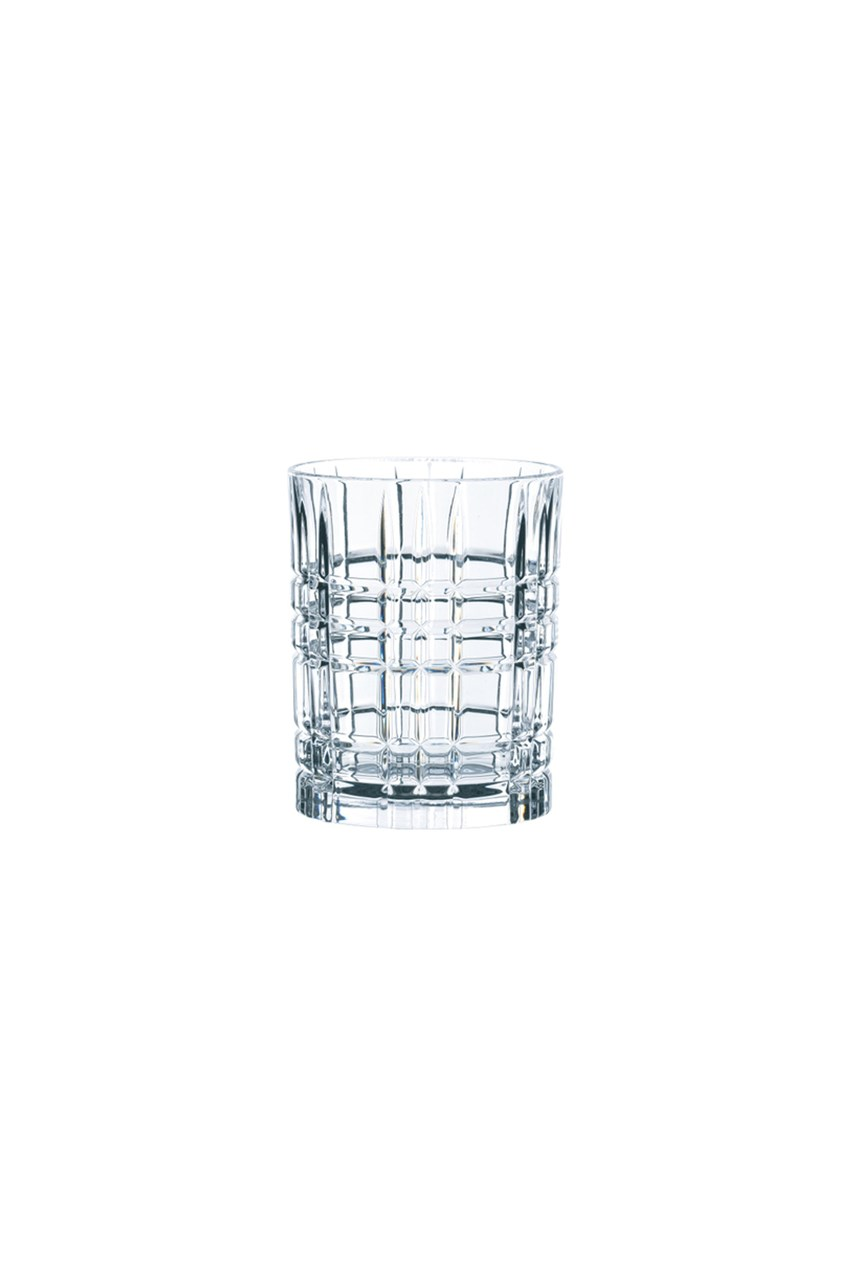 Square Whisky Set of 4