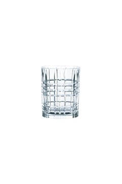 Square Whisky Set of 4 1