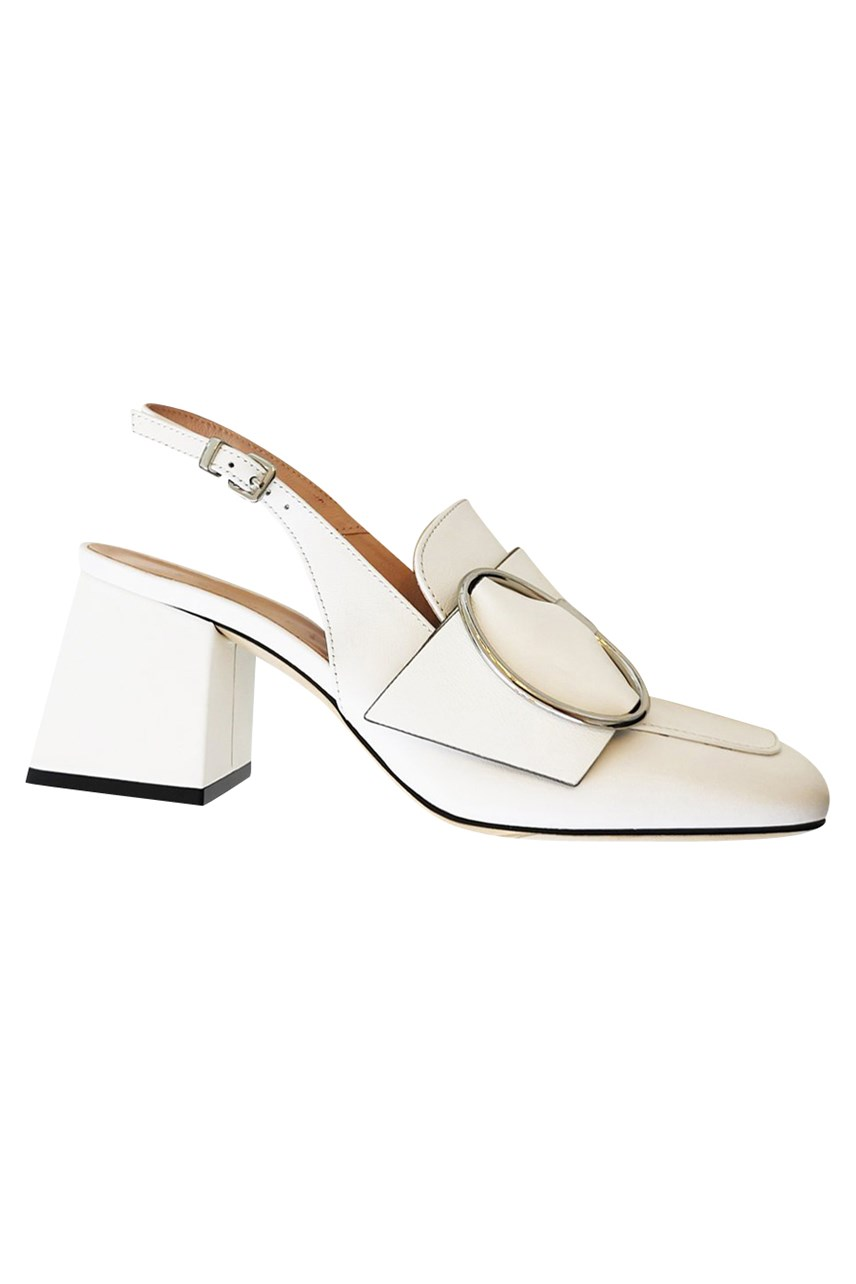 Mary Quant Sling Back