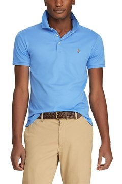 Slim Fit Soft-Touch Polo Shirt B28 1