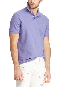 Custom Slim Fit Mesh Polo D70 1