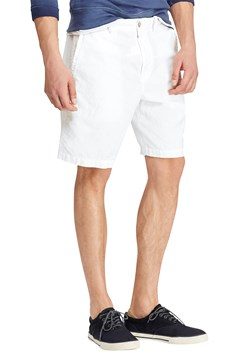 Straight Fit Chino Short E86 1