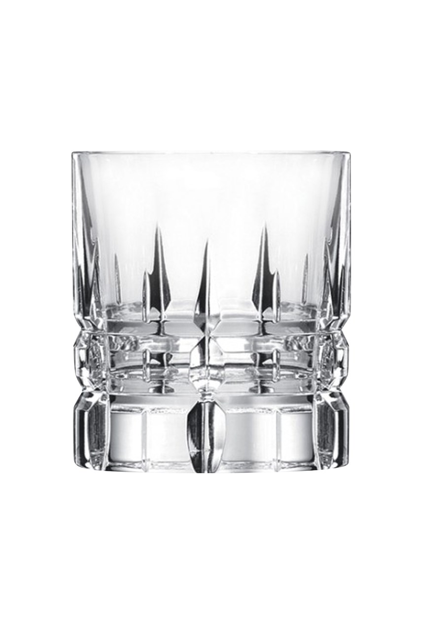 Carrara Double Old Fashioned Glass Pair