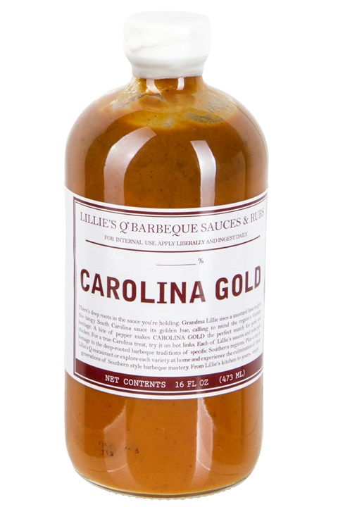 Carolina Gold Barbeque Sauce -