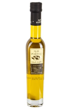 Extra Virgin Olive Oil With Natural Black Truffle 1