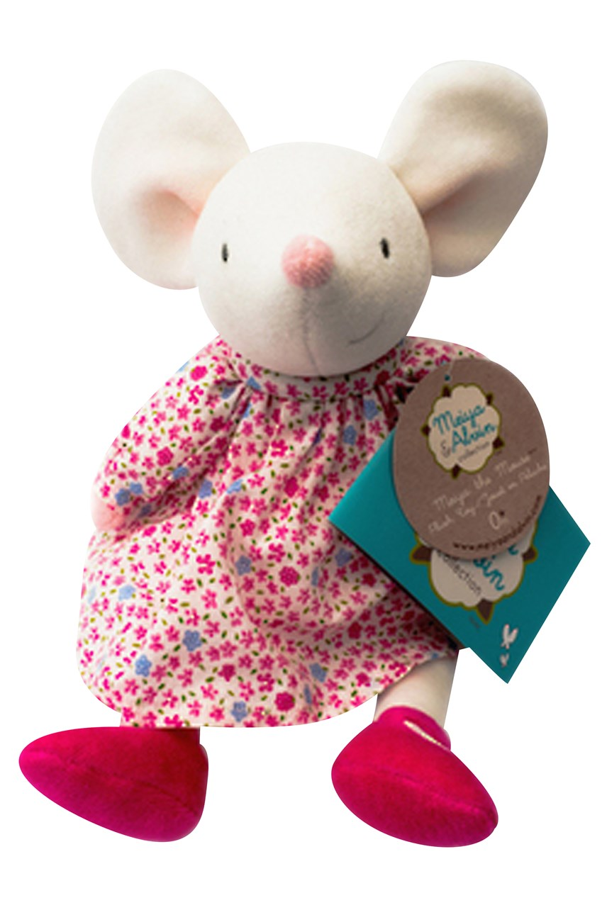 Meiya The Mouse Soft Plush Musical Lullaby