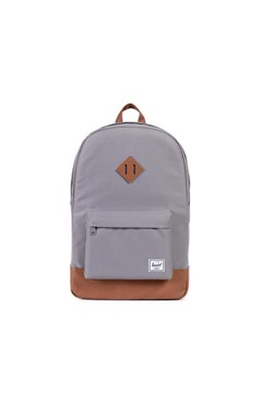 Heritage Backpack GREY/TAN 1