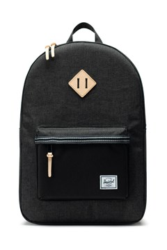 Heritage Backpack BLACK 1