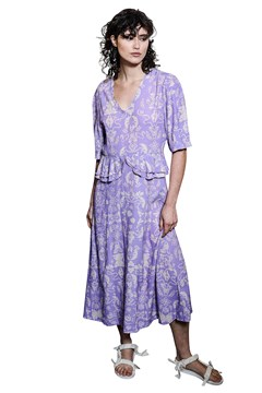 Audrey Dress WP LILAC 1