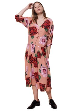 Fleur Dress ELECT ROSE 1