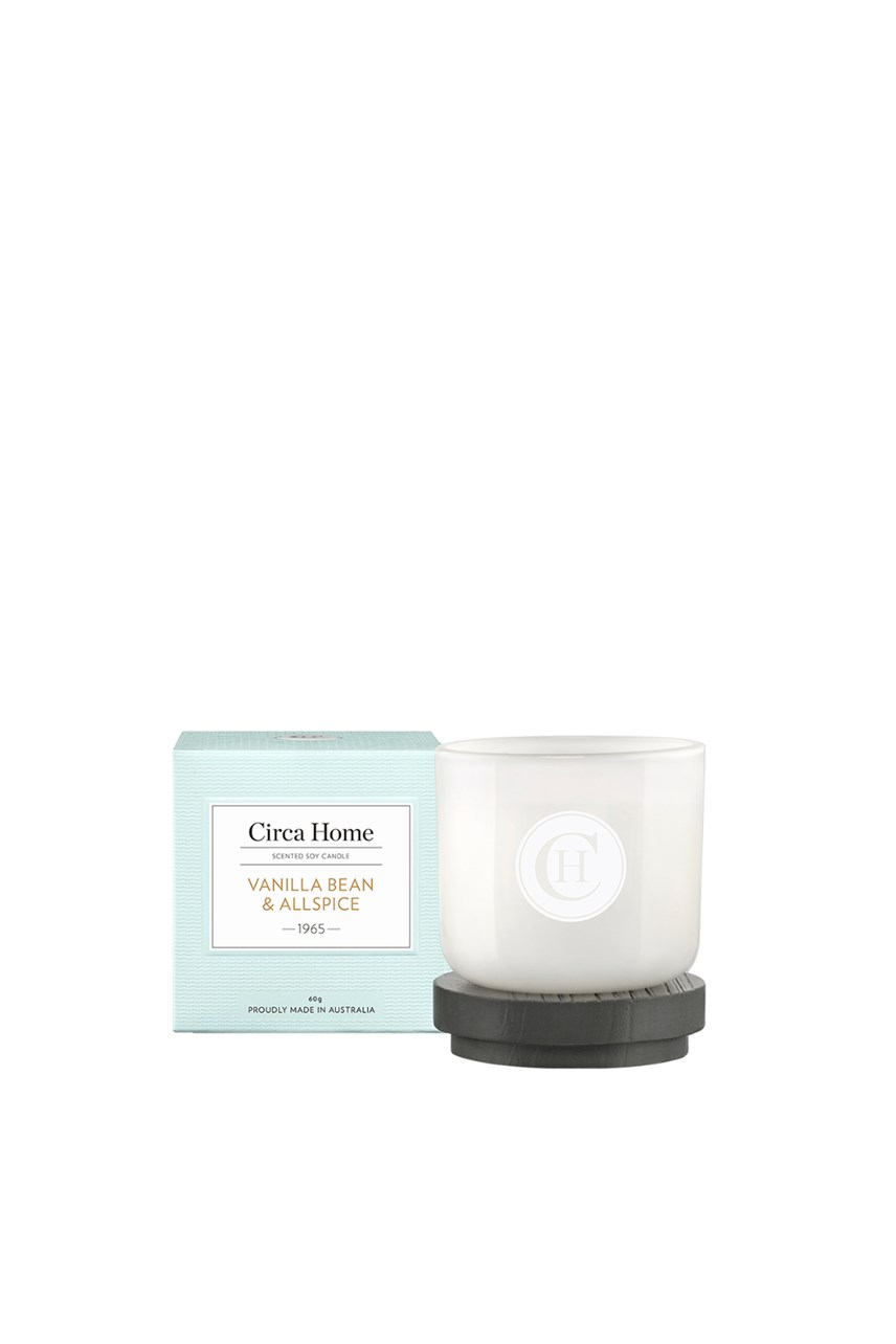 1965 Vanilla Bean & All Spice Candle - 60g