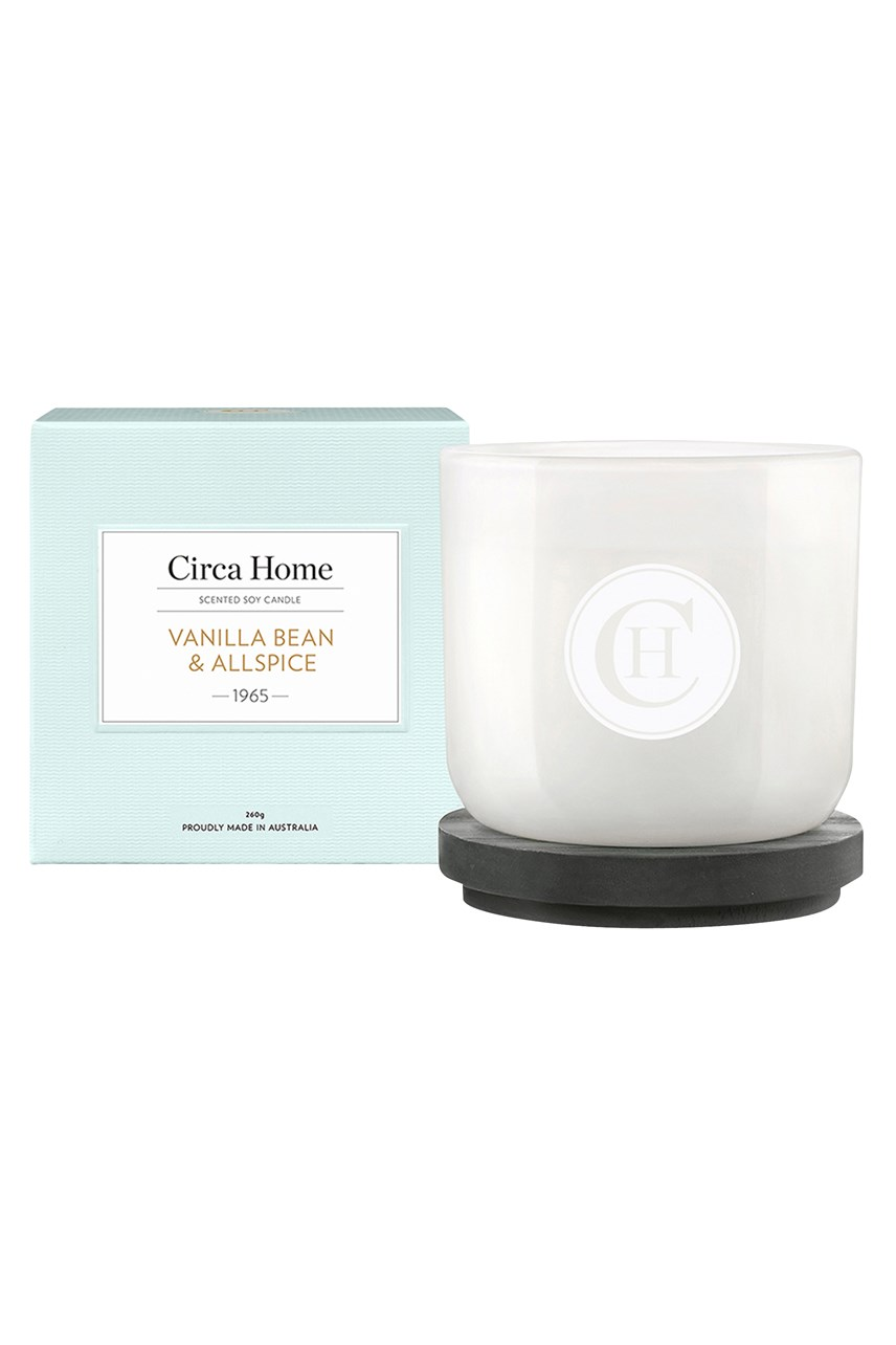 1965 Vanilla Bean & All Spice Candle - 260g
