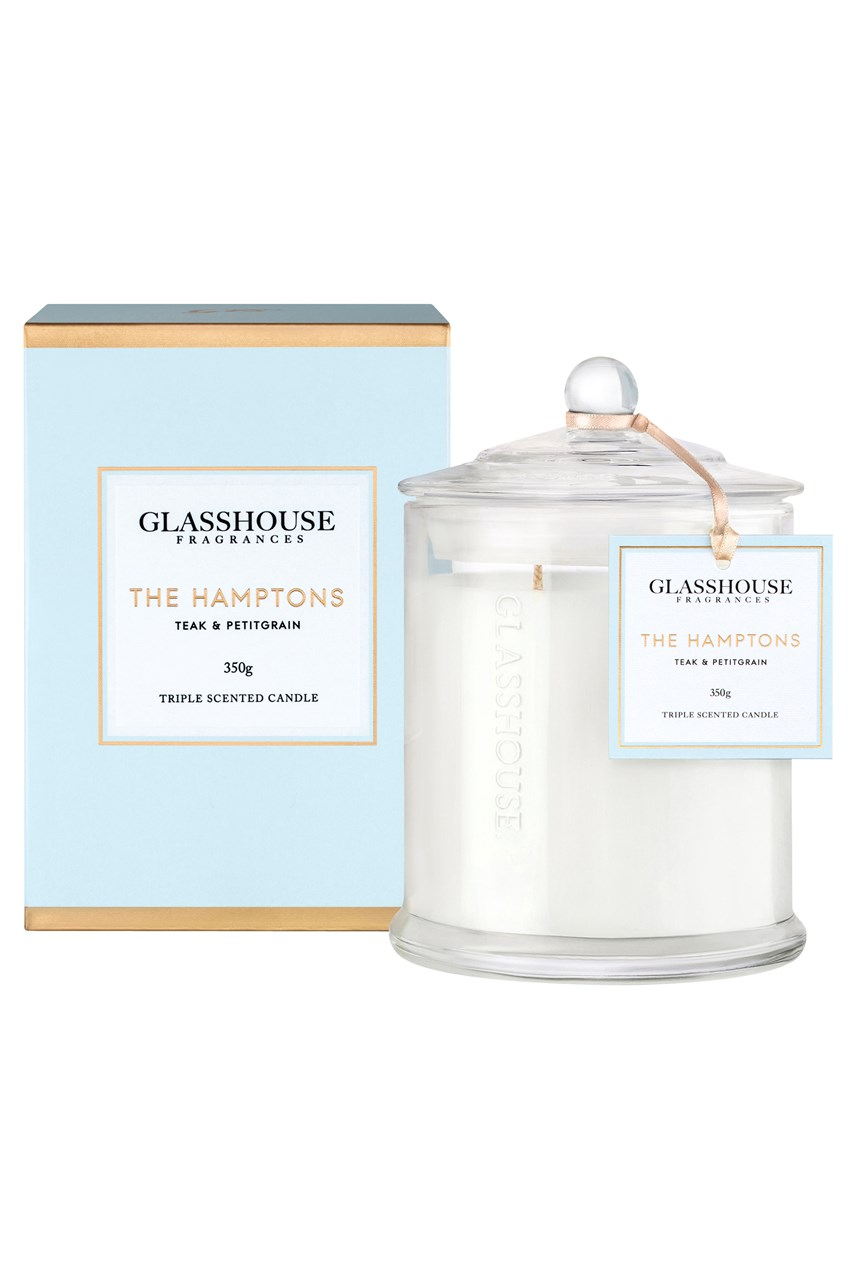 The Hamptons Triple Scented Candle