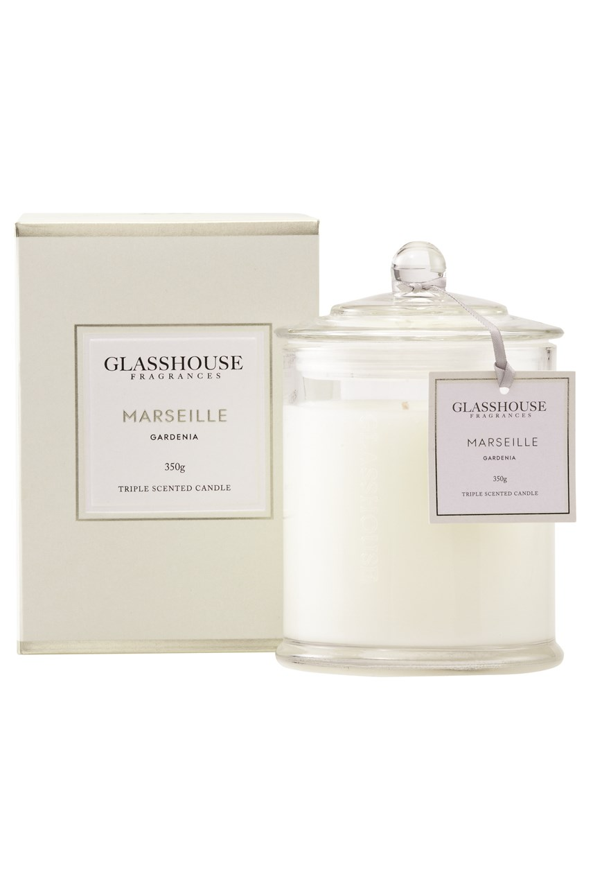 Marseille Triple Scented Candle
