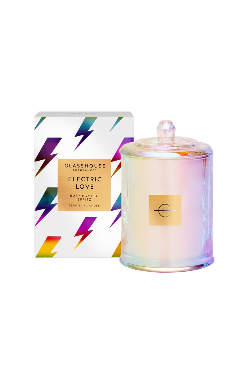 Limited Edition Electric Love Candle - 380g