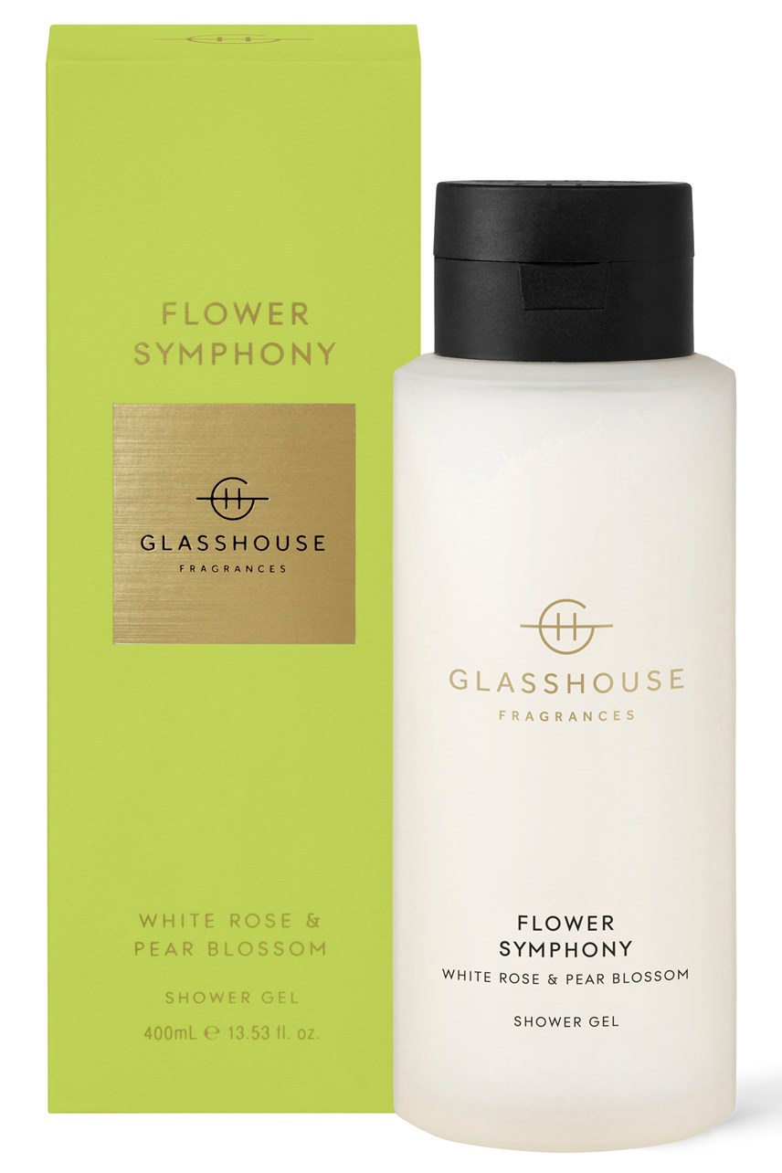 Flower Symphony Shower Gel - 400mL