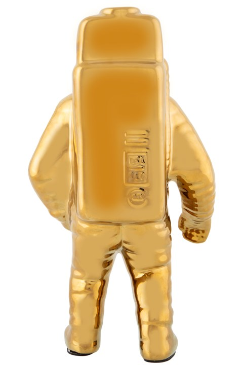 Cosmic Diner Starman Gold - gold