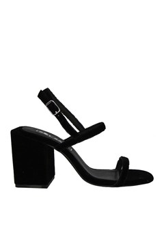 Clyde Block Heel BLACK 1