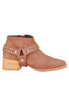 Eddie Boot II TAN SUEDE 1