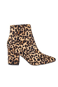 Tegan Boot LEOPARD PONY 1