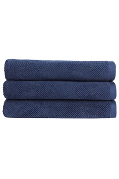 Brixton Hand Towel MIDNIGHT 1