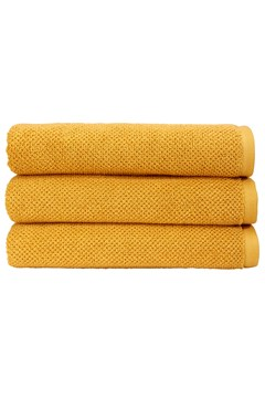 Brixton Bath Sheet - saffron