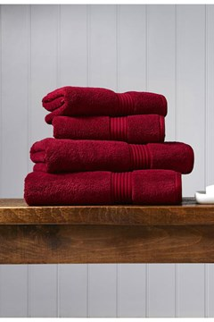 Christy Supreme Hygro Towel Collection -  Cherry CHERRY 1