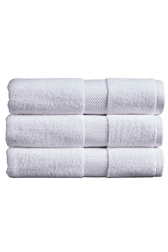 Newton Towel Collection - White WHITE 1