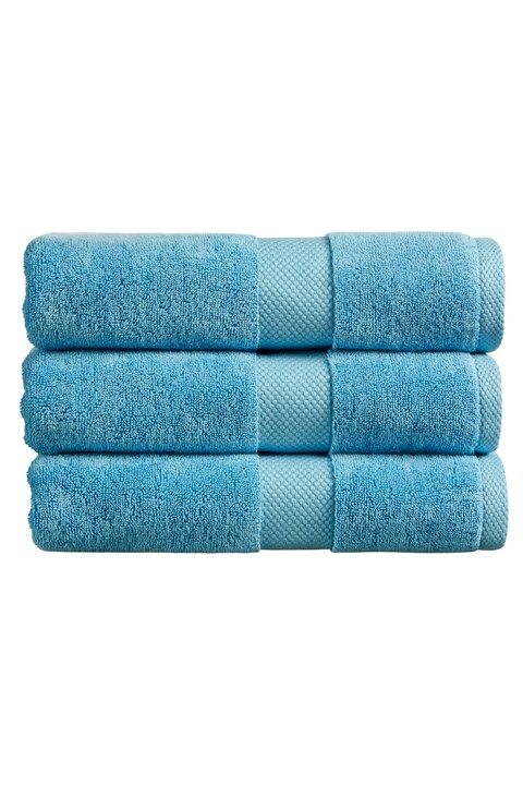 Newton Towel Collection - Blue - blue