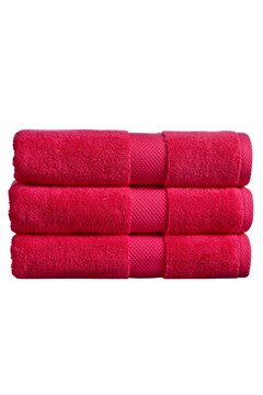 Newton Towel Collection - Raspberry RASPBERRY 1