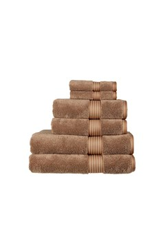 Christy Supreme Hygro Towel Collection - Mocha MOCHA 1