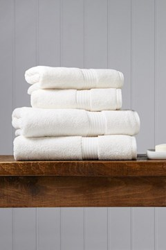 Christy Supreme Hygro Towel Collection - Almond Almond 1