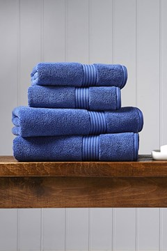 Christy Supreme Hygro Towel Collection - Deep Sea Deep Sea 1