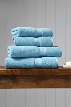 Christy Supreme Hygro Towel Collection - Lagoon Lagoon 1